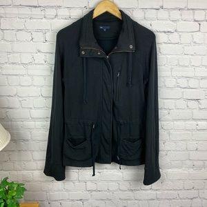 Gap black jacket